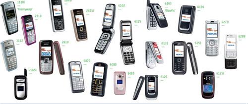Phones-(nokia)